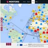 iMENTORS Map